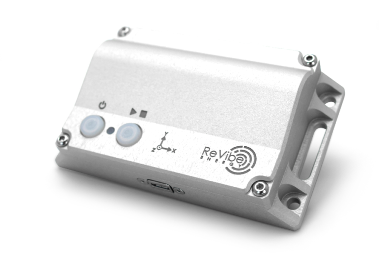 ReLog vibration data logger